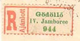 Pfadfinder Weltjamboree 1933 Einsch10