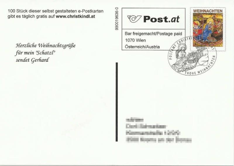 e-Postkarte Epostk10