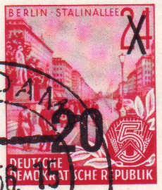 DDR Stalinallee Fanfja10
