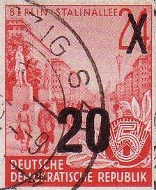 DDR Stalinallee Fanfja11