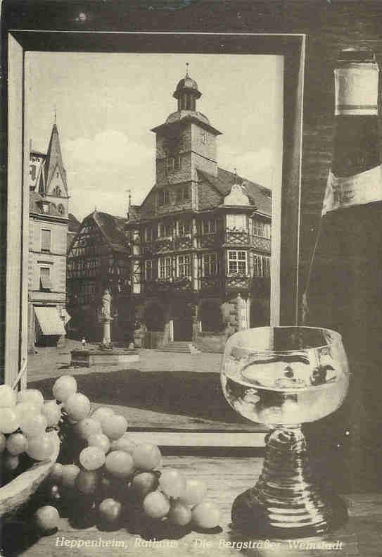 Weinorte in Deutschland Heppen10