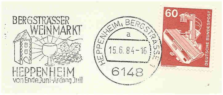 Weinorte in Deutschland Heppen13