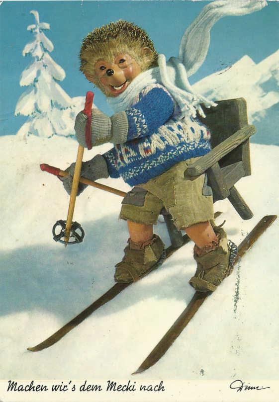Ski Heil! Mecki10