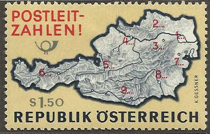 Landkarten auf Briefmarken - Seite 2 Plz10