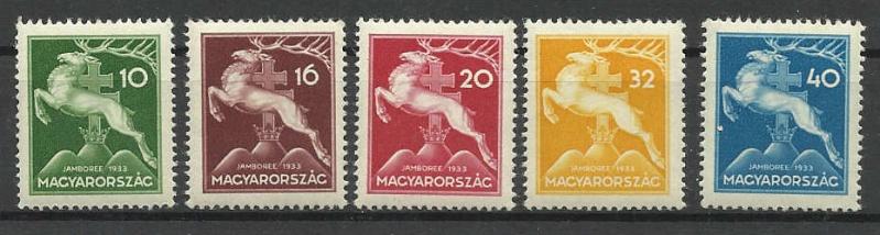 Pfadfinder Weltjamboree 1933 Satz_m10