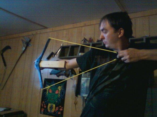 Em's sling bow Pull10