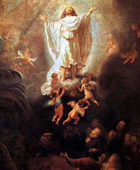 Ascension de Notre-Seigneur Jésus-Christ. 20263c10