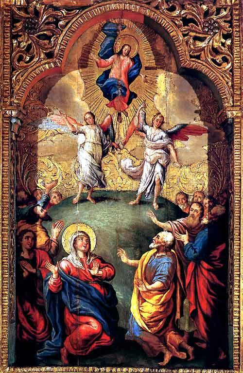 Ascension de Notre-Seigneur Jésus-Christ. Ascens10