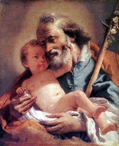 Saint Joseph, Époux de la Vierge Marie ( 19 mars) Der_hl10