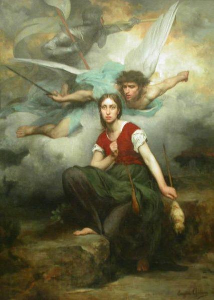 Dédicace de Saint Michel Archange. Jeanne10