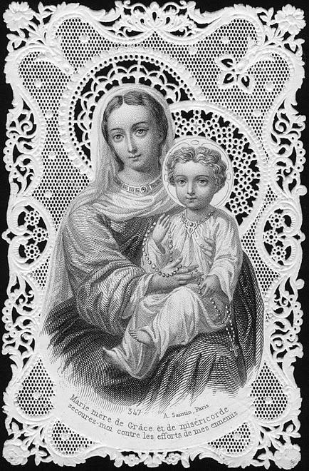 9 juin - Marie Mère de Grâce Mariem10
