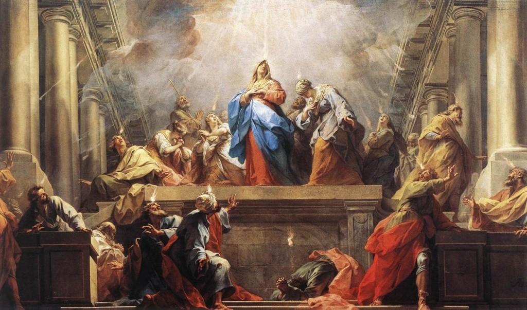 La Pentecôte. Pentec12