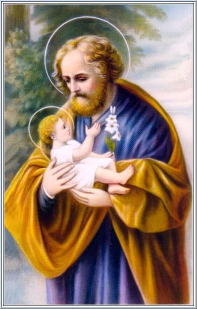 Saint Joseph, Époux de la Vierge Marie ( 19 mars) Saint-11