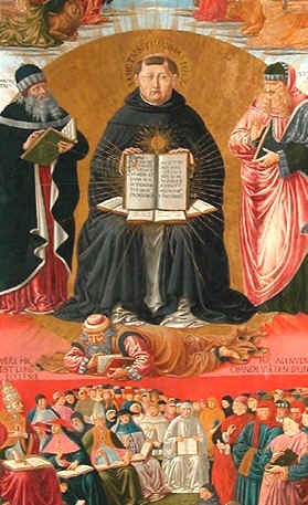LE DON DE CRAINTE (suit le sujet de l'espérance)  SAINT THOMAS D'AQUIN Saint_13
