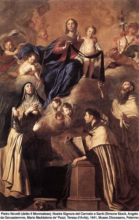 Notre-Dame du Mont-Carmel (16 juillet) Saint_24