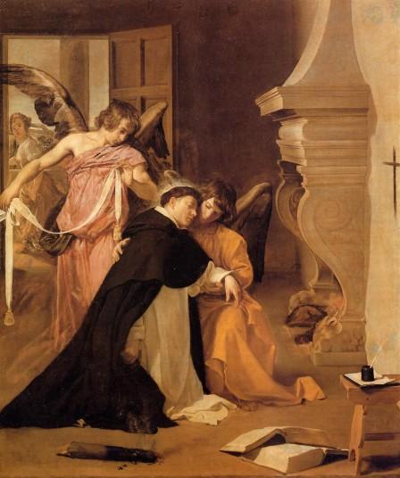 SAINT THOMAS D'AQUIN  (7 mars) Saint_41