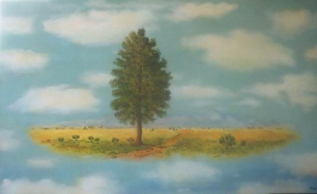 titre d'un tableau de Magritte ? Magrit20