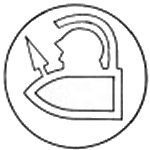 """Unité allemande: 250. Infanterie-Division """"Azul"""" Logo-i13"""