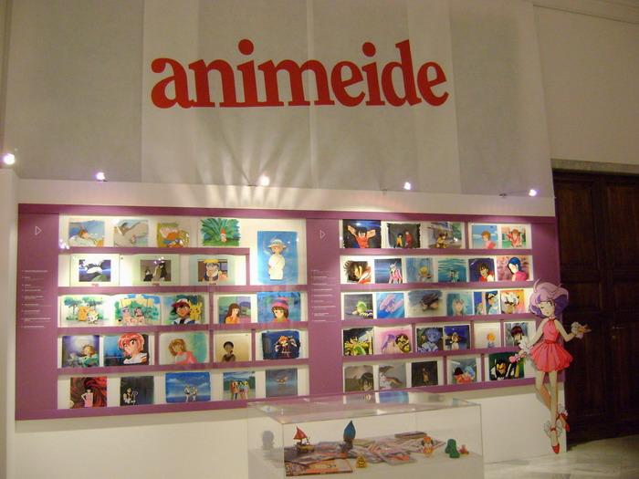 ANIMEIDE: VIAGGIO PER LA CREAZIONE DELL'ANIME Animei10