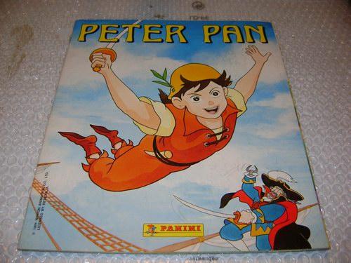 ALBUM PETER PAN edizioni PANINI INCOMPLETO ma MOLTO BUONO/OTTIMO Peterp10