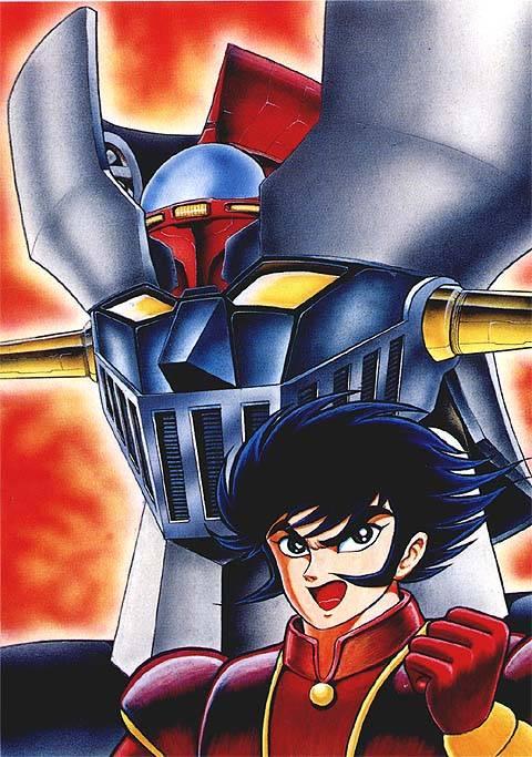 Quale e stato il primo cartone animato robotico trasmesso in italia?