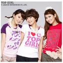 kaos TOP GIRL 2010 Topgir19