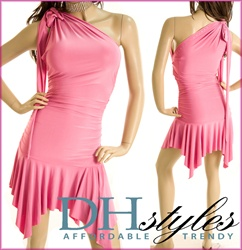 The Sexiest Salsa Dresses! <<Photos>> Pink-o10