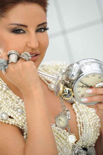 الفنانة شذى حسون تتالق في ارض الحبايب 41567-10