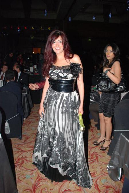 الممثلة غادة عبد الرازق : أنا أغلى فنانة في مصر 810