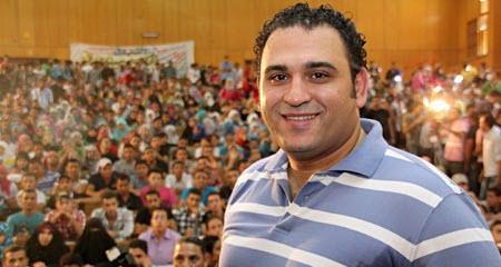 """انضمام أبو حفيظة وإنجى المقدم لأكاديمية """"تمثيل"""" Abouha10"""