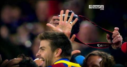 اهداف مباراة برشلونه وريال مدريد فى الأسبوع الثالث عشر من الدورى الأسبانى الممتاز  Snapsh15