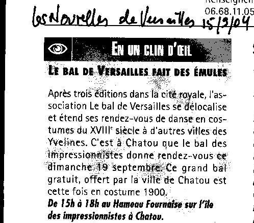 Bal des Impressionnistes à Chatou 2004 Chatou10