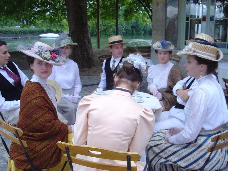 Bal des Impressionnistes à Chatou 2004 Dsc01911