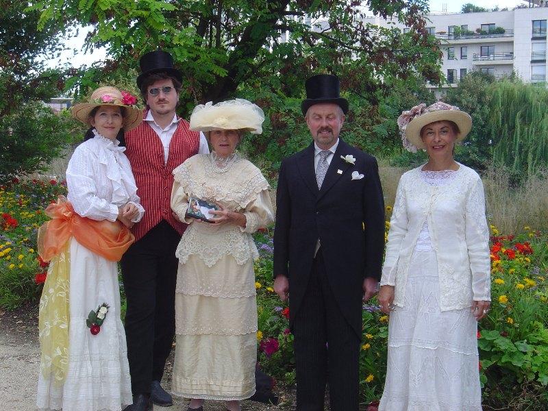 Bal des Impressionnistes à Chatou 2004 Dsc01912