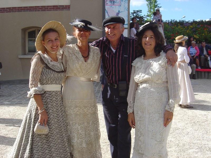 Bal des Impressionnistes à Chatou 2004 Dsc01913