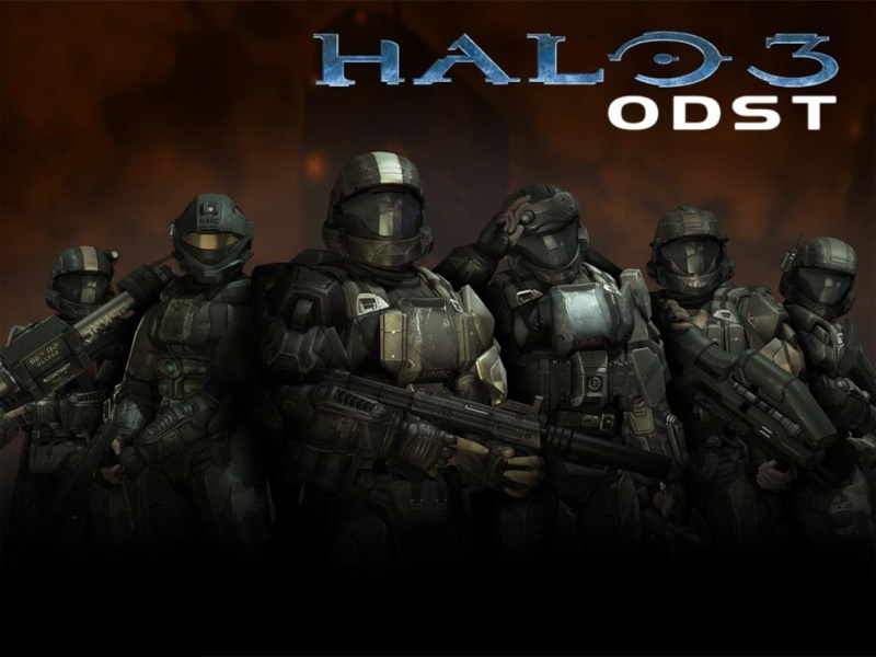 We are odst's Halo_o10