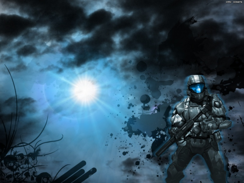 the Odst is awesome Halo_o11