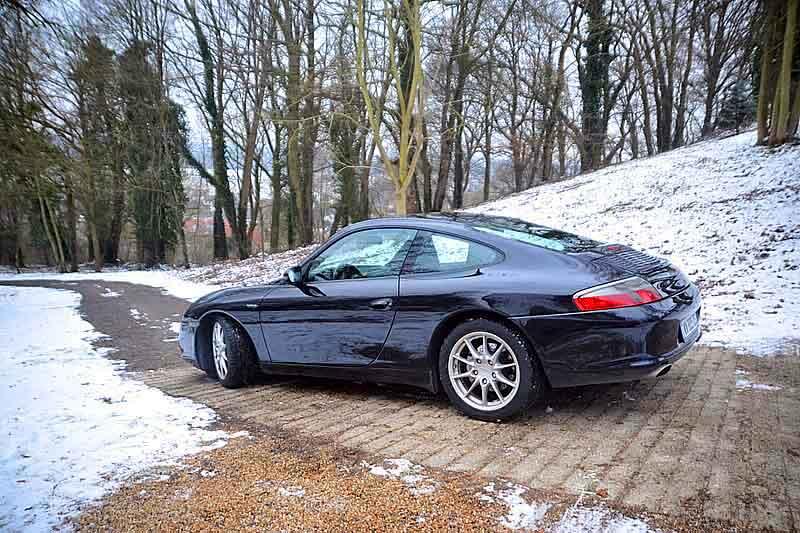 Vd Porsche 996 C4 3.6 2002 porsche Approved 27500 Dsc_5412