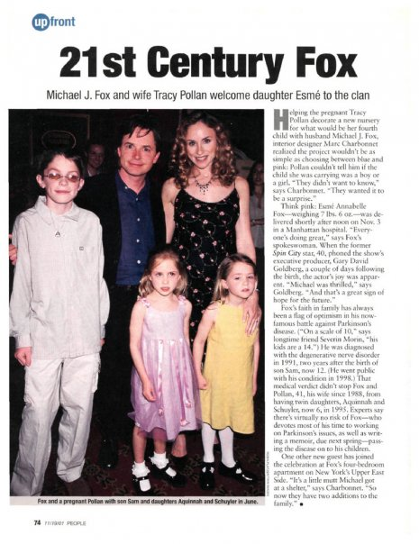 Revistas de Michael J Fox en ingles 17133_10