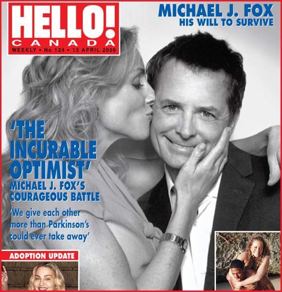 Tapas de revistas Michae16