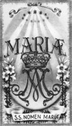 Fête du Saint Nom de Marie (12 septembre) 091210
