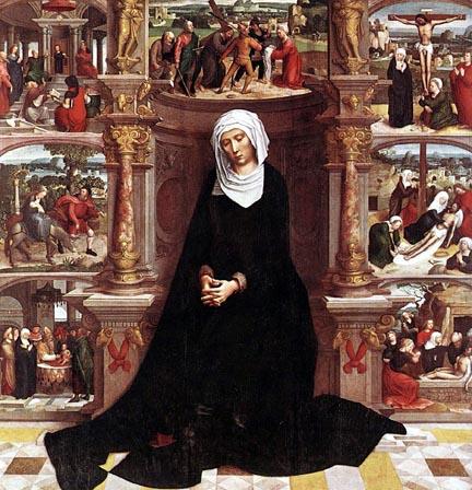 Les Saintes Femmes sont un exemple pour nous tous 1017