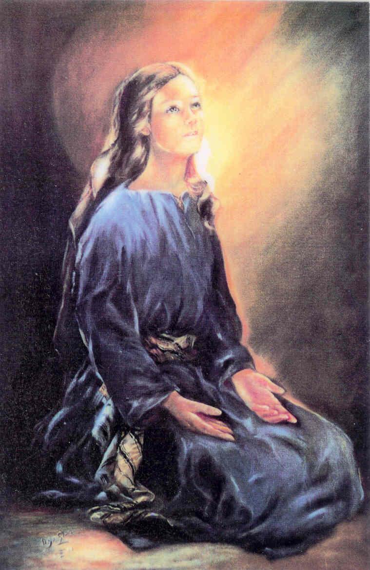 Prière pour la tribune de ''Te Deum'' 1104