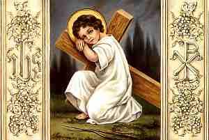 Fête du Saint Nom de Jésus 1913