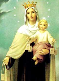 Notre-Dame du Mont-Carmel (16 juillet) 222