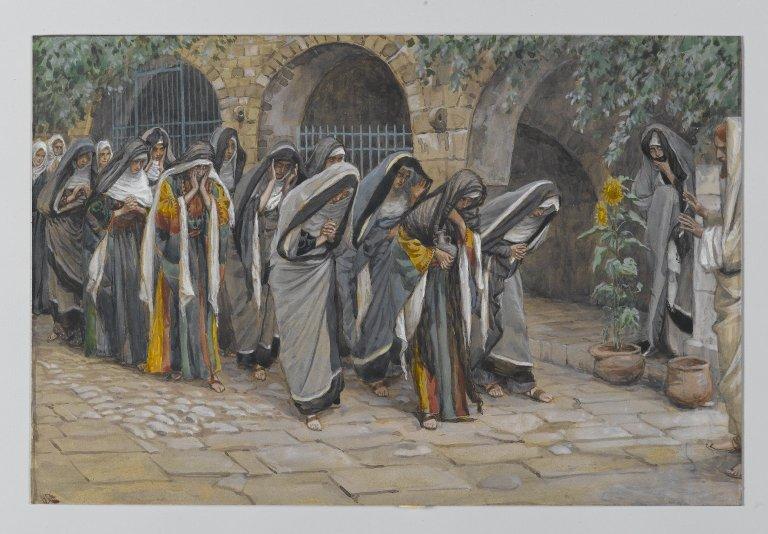 Les Saintes Femmes sont un exemple pour nous tous 326