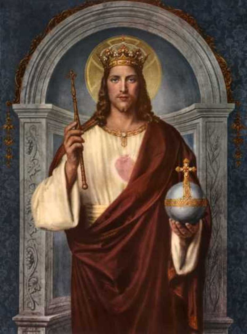 Fête du Christ Roi Cristo11