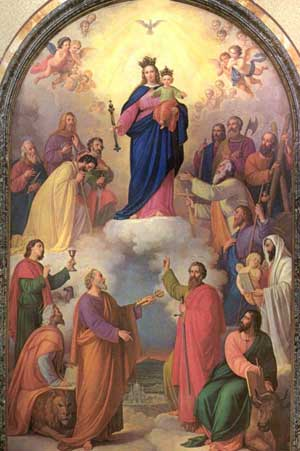 Fête du Saint Nom de Marie (12 septembre) Wspomo11