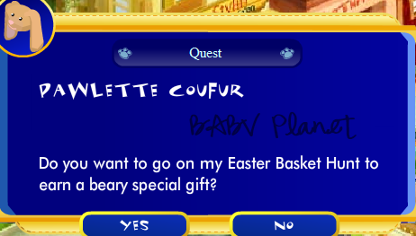 Find the 5 Easter Baskets in BABV! Untitl17