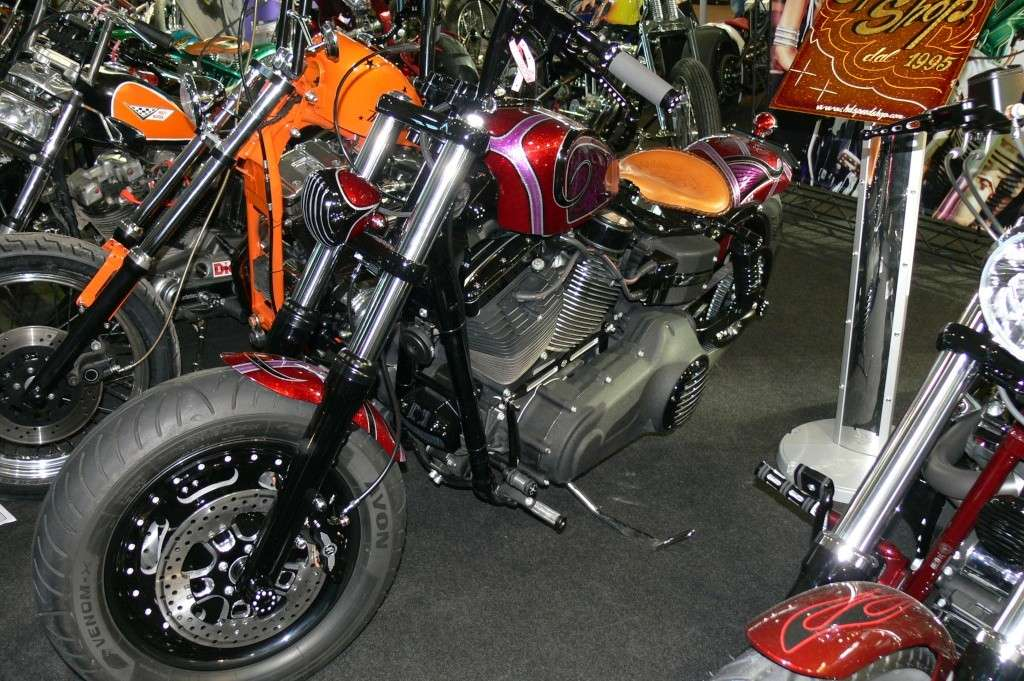 remplacement guidon fat bob - Page 9 Varone10